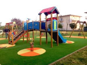Parco giochi colli del tronto